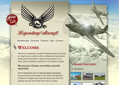 legendary aircraft
